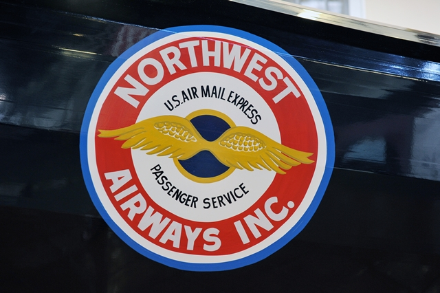 Northwest Airways logo