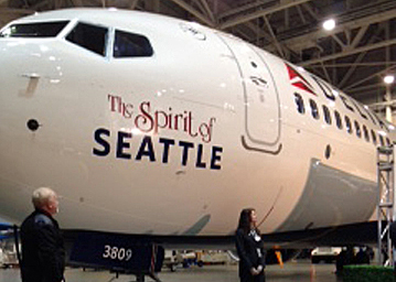 Delta Air Lines Special Aircraft Livery