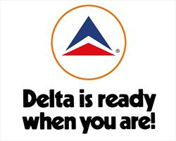 Delta is Ready- Circle