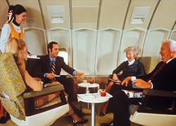 Delta 747 Penthouse group