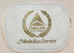 Delta Medallion Class amenity kit