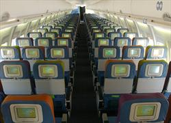 Song seatbacks with IFE screens