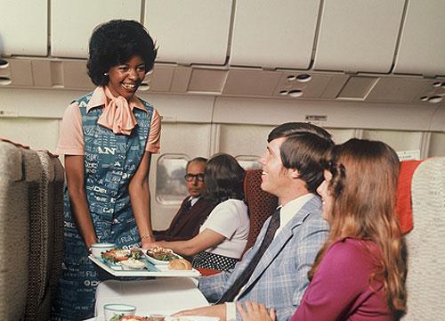 Flight Attendant Jet Age Uniforms 1959 Present