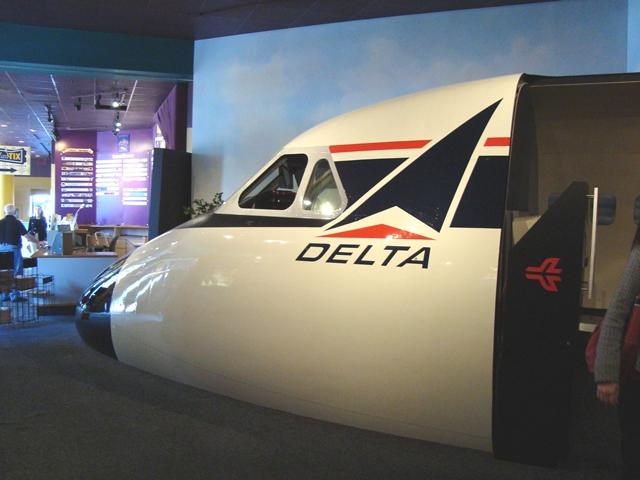Prototype Convair 880