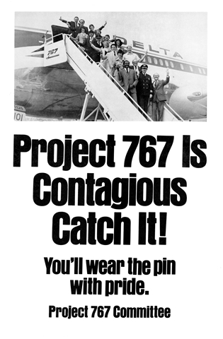 Project 767 poster