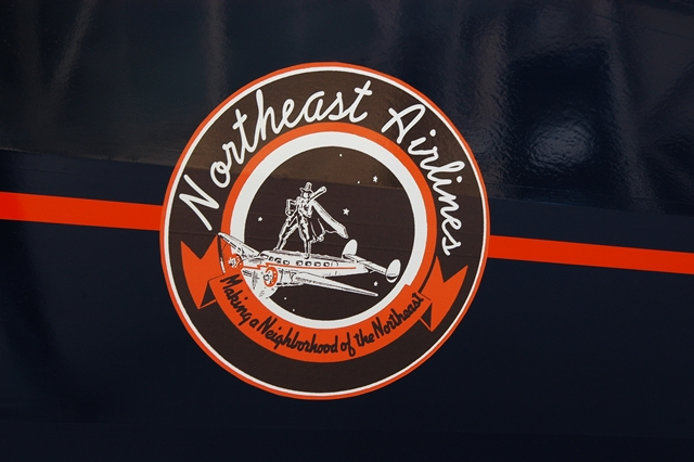 Northeast Airlines logo