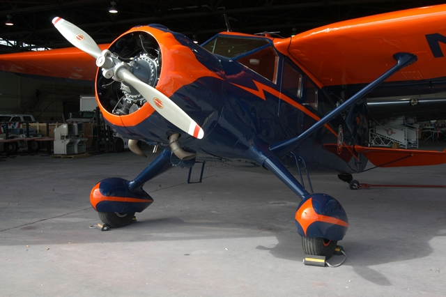 Restored Northeast Stinson Reliant