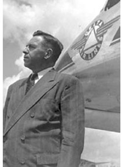 Woolman, President and Founder of Delta Airlines