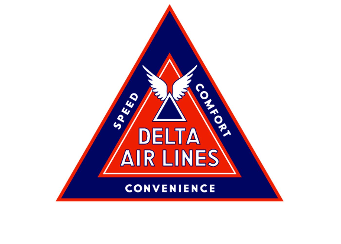 1935 Delta Air LInes Logo