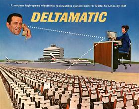 Deltamatic  brochure cover 1965
