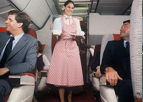 Flight Attendant Jet Age Uniforms 1959-present